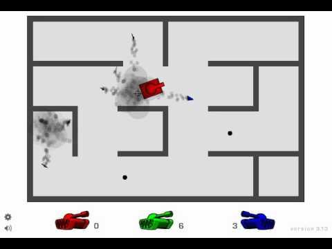 Tank Trouble 1/Tank Trouble SWF