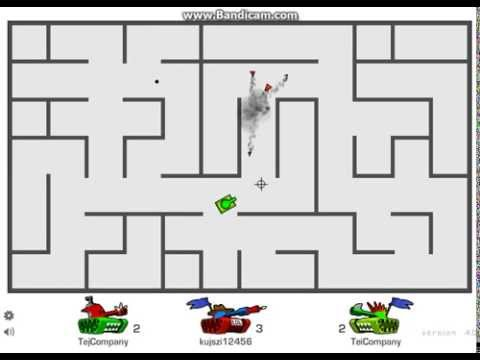 Tank Trouble 3: The Ultimate Tank Battling Game
